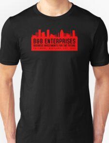 The Wire - B&B Enterprises - Red T-Shirt