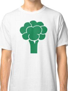 Green broccoli Classic T-Shirt
