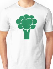 Green broccoli Unisex T-Shirt