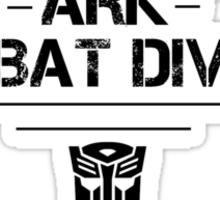 Ark-Combat Division Sticker
