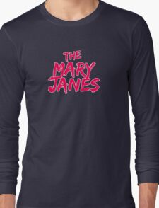 The Mary Janes Long Sleeve T-Shirt