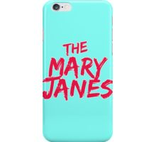 The Mary Janes iPhone Case/Skin