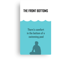 The Front Bottoms Canvas Print