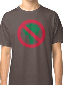 No broccoli Classic T-Shirt