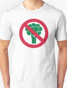 No broccoli Unisex T-Shirt