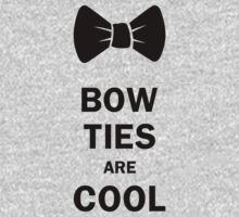 Bow Ties Are Cool by designbymike