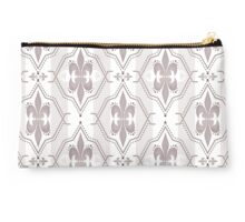 Seamless abstract pattern on brown Studio Pouch