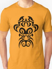 maori tattoo tribal design graphic T-Shirt