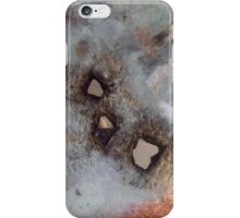 In your face, shimmering iPhone Case/Skin