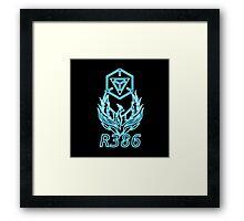 Resistance 386 Framed Print