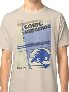 Megadrive - Sonic the Hedgehog Classic T-Shirt