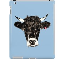 swiss-cow iPad Case/Skin