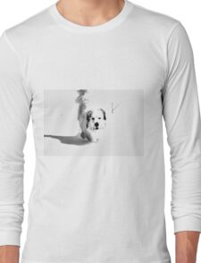 Goliath BW Long Sleeve T-Shirt