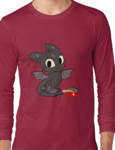 Little Dragon Long Sleeve T-Shirt