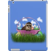 Easter Raccoon iPad Case/Skin