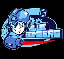 Blue Bombers by AutoSave