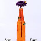 Live Laugh Love by Jimmy Ostgard