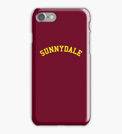 Sunnydale High School - Buffy iPhone Case/Skin