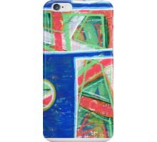 (Chakra) Party Bus: Inner Power Paintings iPhone Case/Skin