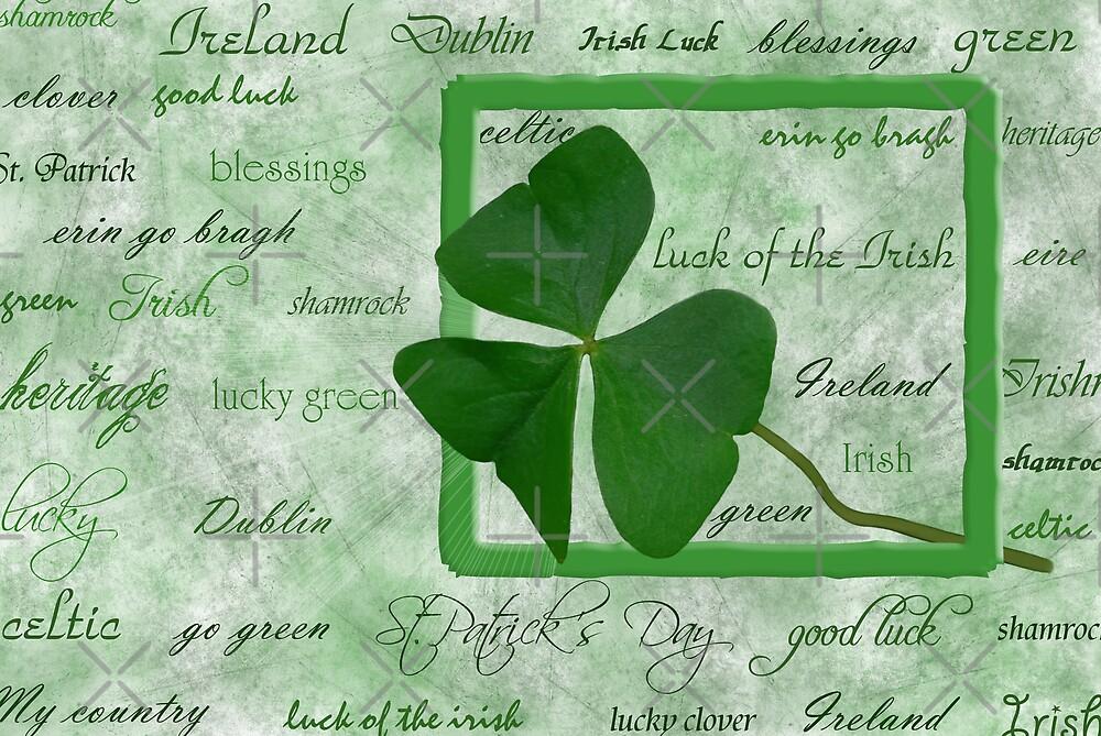 Irish Heritage by Maria Dryfhout