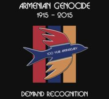 Armenian Genocide 100 Year Anniversary Peace Dove One Piece - Long Sleeve