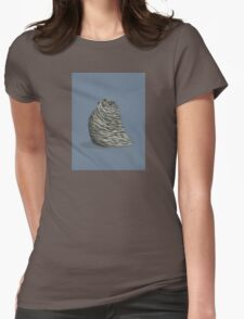 The Sand Yeti Womens Fitted T-Shirt