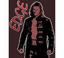 Edge Photographic Print