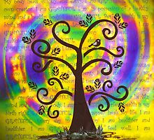 Tree of Health and Gratitude by Agata Lindquist