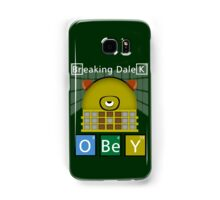 Breaking Dalek Samsung Galaxy Case/Skin