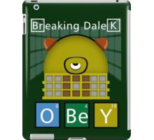 Breaking Dalek iPad Case/Skin