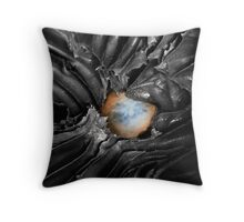 Sunken Marble Throw Pillow