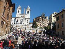 Piazza di Spagna!!!!! by Daniela Cifarelli