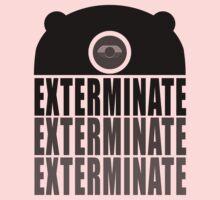 EXTERMINATE EXTERMINATE EXTERMINATE One Piece - Long Sleeve
