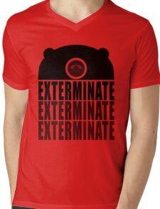 EXTERMINATE EXTERMINATE EXTERMINATE Mens V-Neck T-Shirt