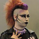 Punky Purple by CreativeEm