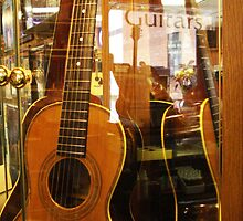 Guitar Puzzle by JRobinWhitley