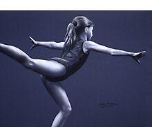 Scale Pose  Photographic Print