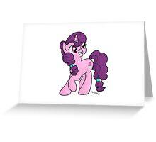 Sugar Belle Greeting Card