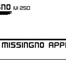 Missingno. by CriticalError