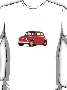 Original Fiat 500 T-Shirt