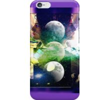 Looking-to-the-future-and-past iPhone Case/Skin