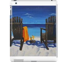 holiday cocktail iPad Case/Skin