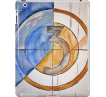 Countdown. iPad Case/Skin