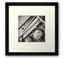 Aviation Rescue Framed Print