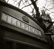 Telephone by Rachel Lilly