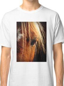 Sunset Horse Classic T-Shirt