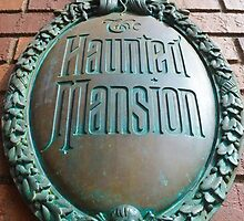 Haunted Mansion sign by seira77