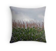 Farming Throw Pillow