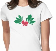 Radish Womens Fitted T-Shirt