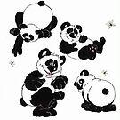 panda by Liesl Yvette Wilson